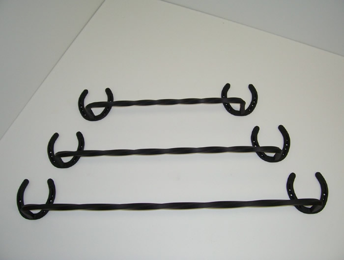 Nice 3 Sizes Of The Horseshoe Towel Bar