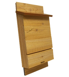 Bat House Triple Cell Deluxe Nursery