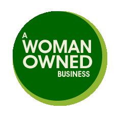 Women Owned, Lifetime Guarantee
