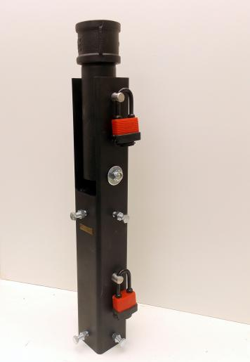 Secure Easy Up Locking Mechanism Add On Purchase