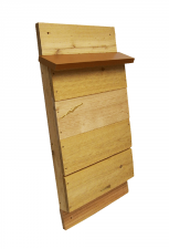 Bat House, Single Cell Deluxe Bachelor Pad